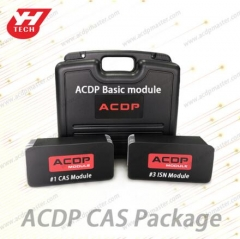 Yanhua Mini ACDP CAS Package CAS1/2/3/3+/4/4+ add key all-key-lost mileage reset