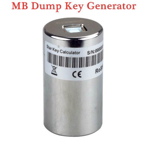 Low Cost MB Dump Key Generator from EIS SKC Calculator V1.0.1.2