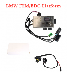 BMW FEM/BDC BMW F20 F30 F35 X5 X6 I3 Test Platform with a Gearbox Plug
