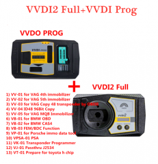 Sale! Xhorse VVDI2 All Actived Version Plus VVDI Prog