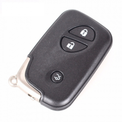 Remote 3 Buttons Key Shell For Lexus GS250 LX570 IS350 GS350 ES350 With Logo 5 Pieces/Lot