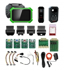 OBDSTAR X300 DP Plus X300 PAD2 C Package Full Version Support ECU Programming and Toyota Smart Key Get Free FCA 12+8 Adapter