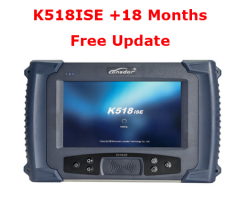 LONSDOR K518ISE Key Programmer with 18 Months Free Update Online