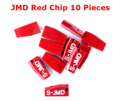 Original Handy Baby JMD Red Chips For CBAY JMD46/48/4C/4D/G/King Chip 10pcs/lot