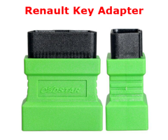 OBDSTAR X300DP X300DP Plus Convertor for Renault Talisman/Megane IV/Scenic IV/Espace V to Make Dealer Key Work with P001 Adapter