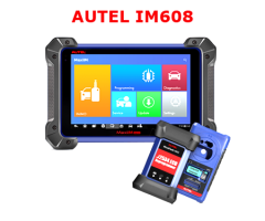 Original Autel MaxiIM IM608 ADVANCED IMMO & KEY PROGRAMMING